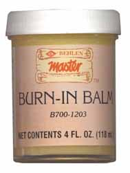 Behlen Burn-In Balm