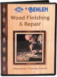 Behlen Wood Finishing & Repair - DVD