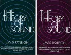 Theory of Sound