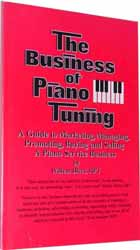 Business of Piano Tuning