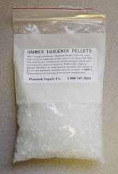 Hammer Hardener Pellets