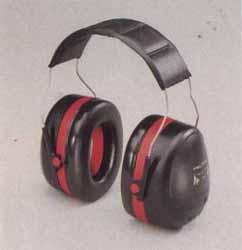 Peltor Twin Cup Hearing Protectors