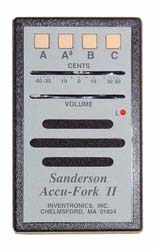 Sanderson Accu-fork II