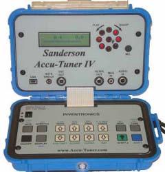 Sanderson Accu-Tuner IV