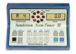 Sanderson Accu-Tuner III