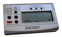 Seiko SAT-501S Tuner