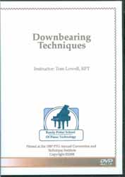 Techniques of Downbearing - DVD