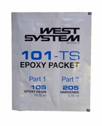 West System Dual Epoxy Pack