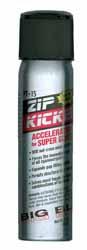 Zip Kicker Accelerator